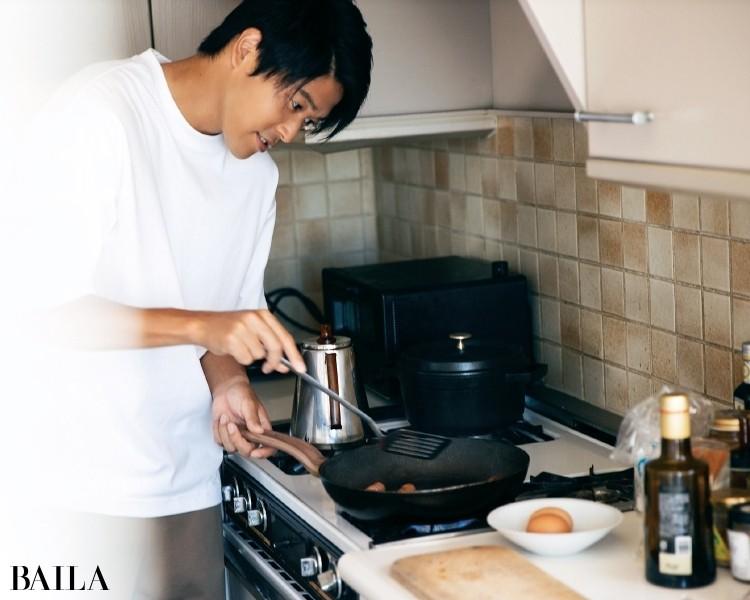 内田篤人の料理写真