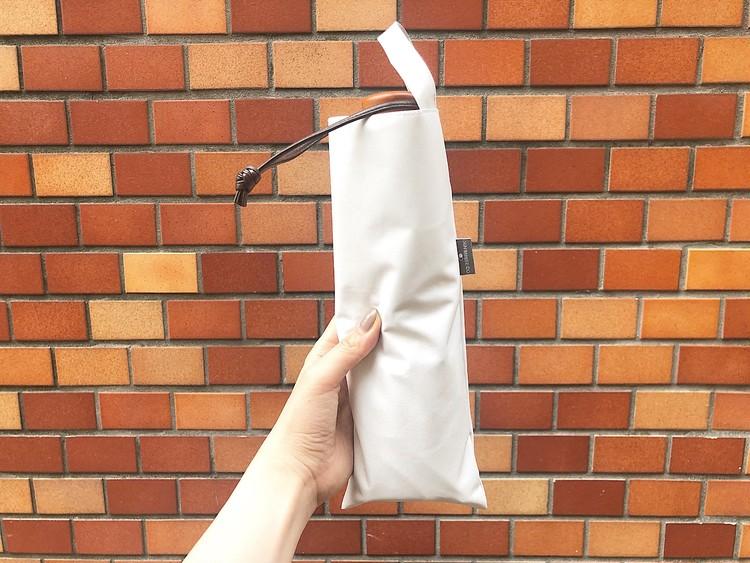 サンバリア100の日傘ホワイト