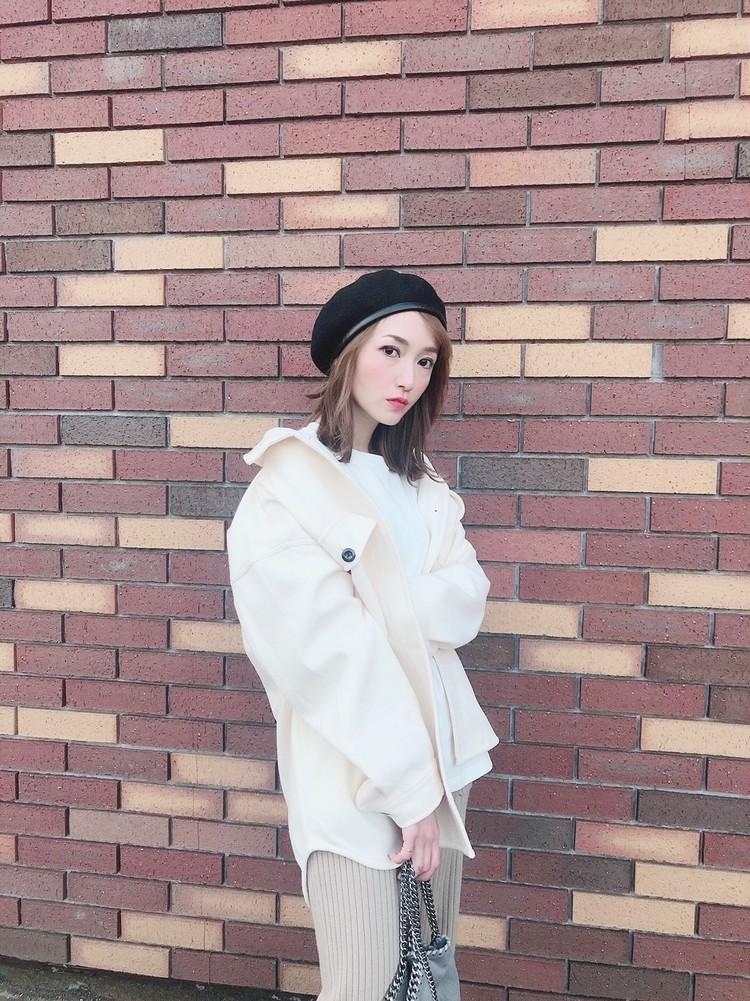 ジーユーのCPOジャケット