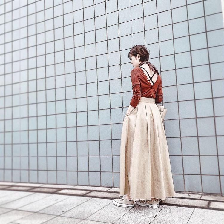 【おすすめ】秋色ブラウンリップ② / ブラウンコーデ_5
