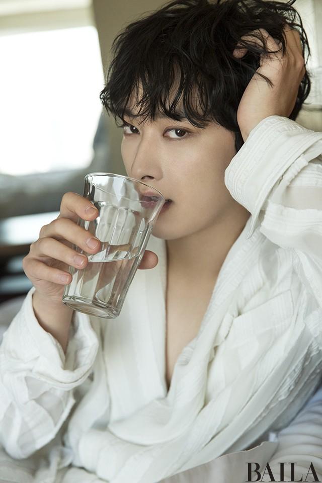 CHANSUNG (From 2PM)@BAILA限定♡スペシャルショット&こぼれ話②_1