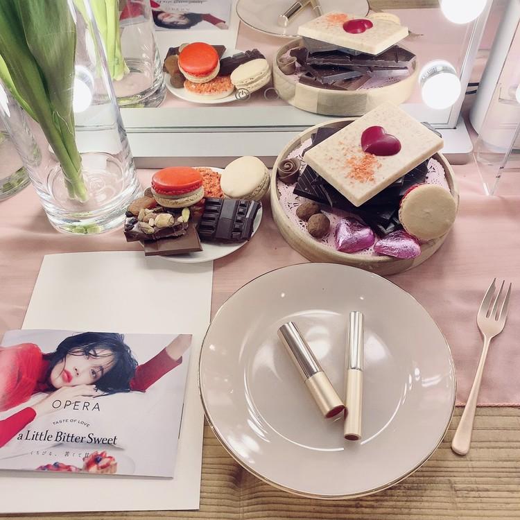 苺とチョコの甘い空間。幻の【OPERAティントリップ】!_10