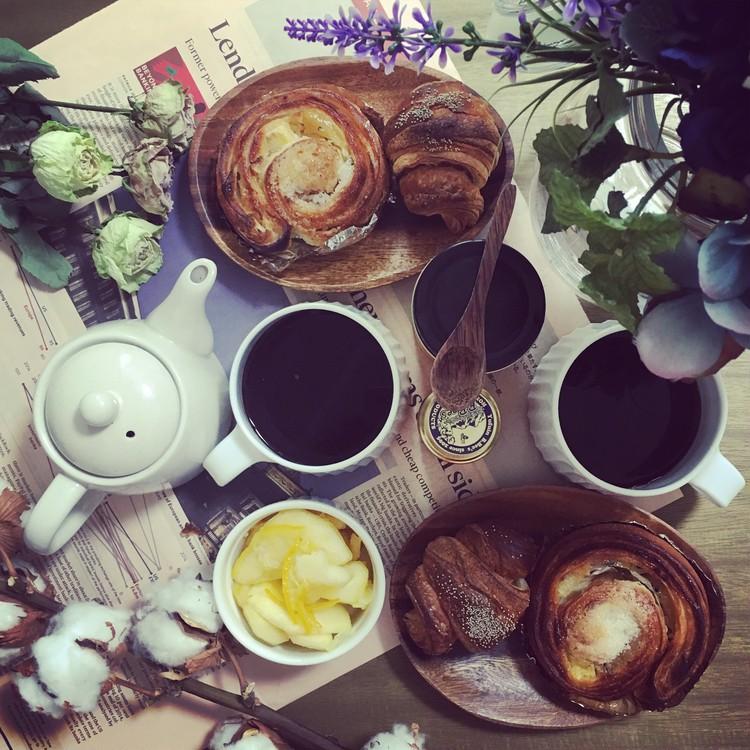 おうちごはん。朝食。_1