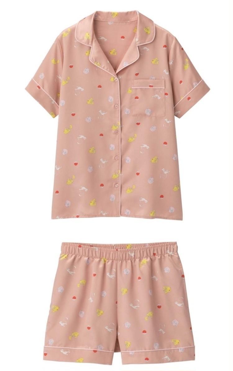 【写真】GU×ポケモンのパジャマ・Tシャツでお家時間を楽しく_7