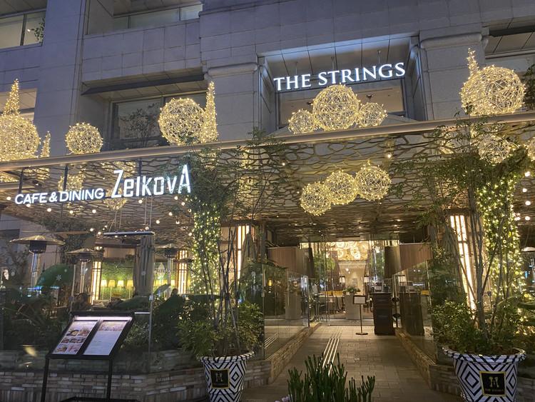 【THE STRINGS】表参道 アフターヌーンティー_8