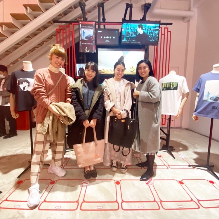 【ユニクロ】コラボ満載‼︎「UT」展示会に行ってきました♪_1