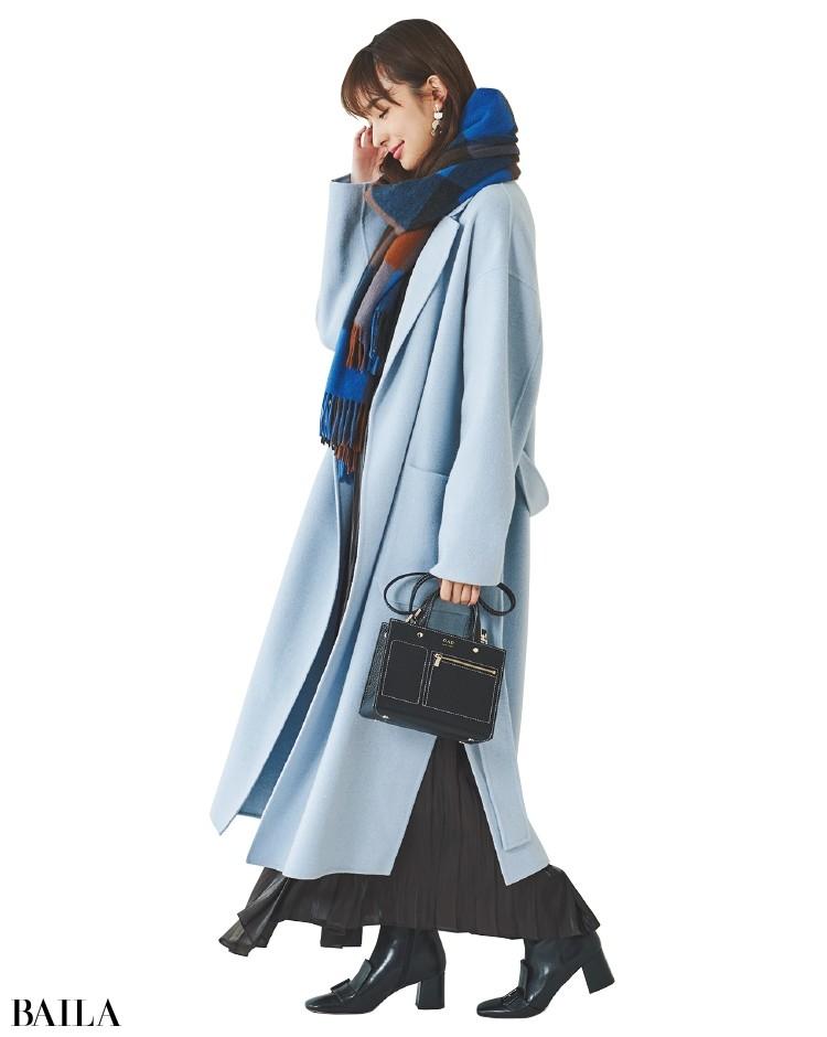 【冬ブーツまとめ】冬靴の定番・ブーツで寒さ知らずの20コーデ_10