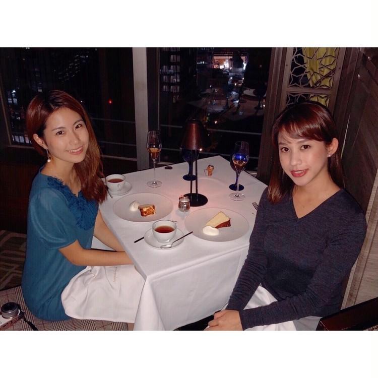 神戸の夜景を見渡しながら♡歴史あるホテルでディナー_9