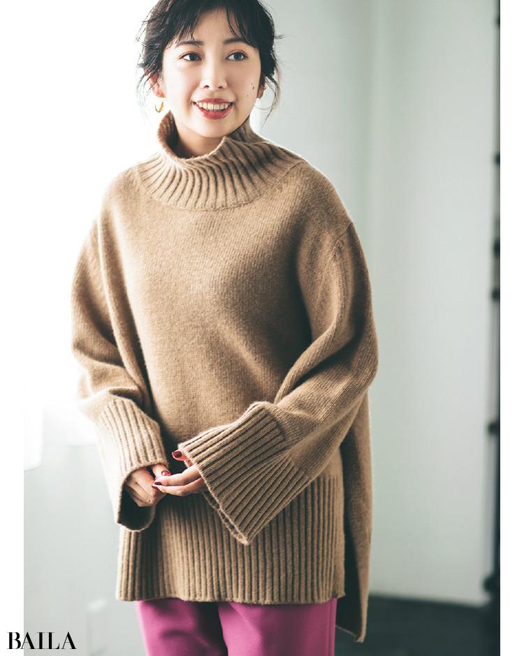 【30代スタイリストが私服でアンサーまとめ】リアルだから役に立つ。その冬服はもっと素敵に着られる!_24