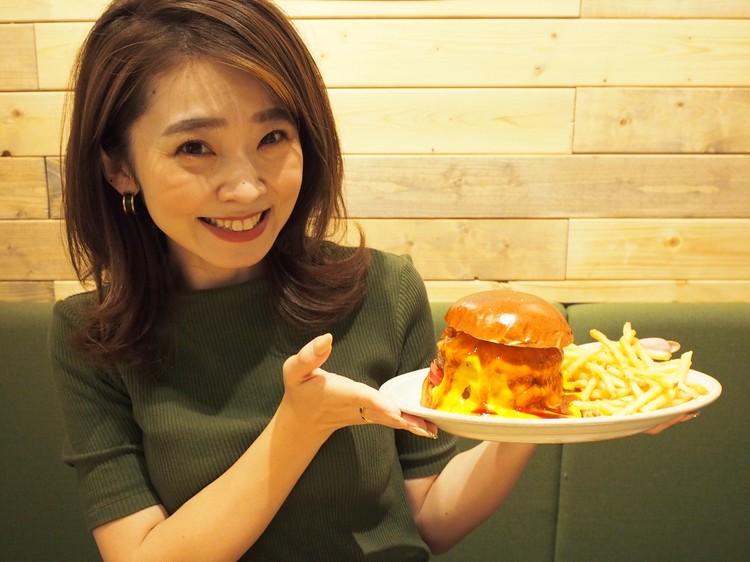 チーズ好き必見!原宿駅からすぐの穴場ハンバーガーショップ_2