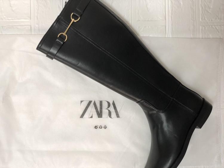 【ZARA】2990円ワンピと新作ブーツ_2