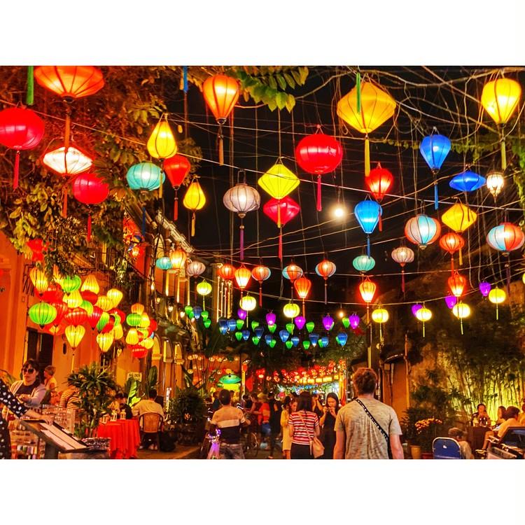 ベトナム〜ホイアン旅行♡世界遺産のランタン祭り_2