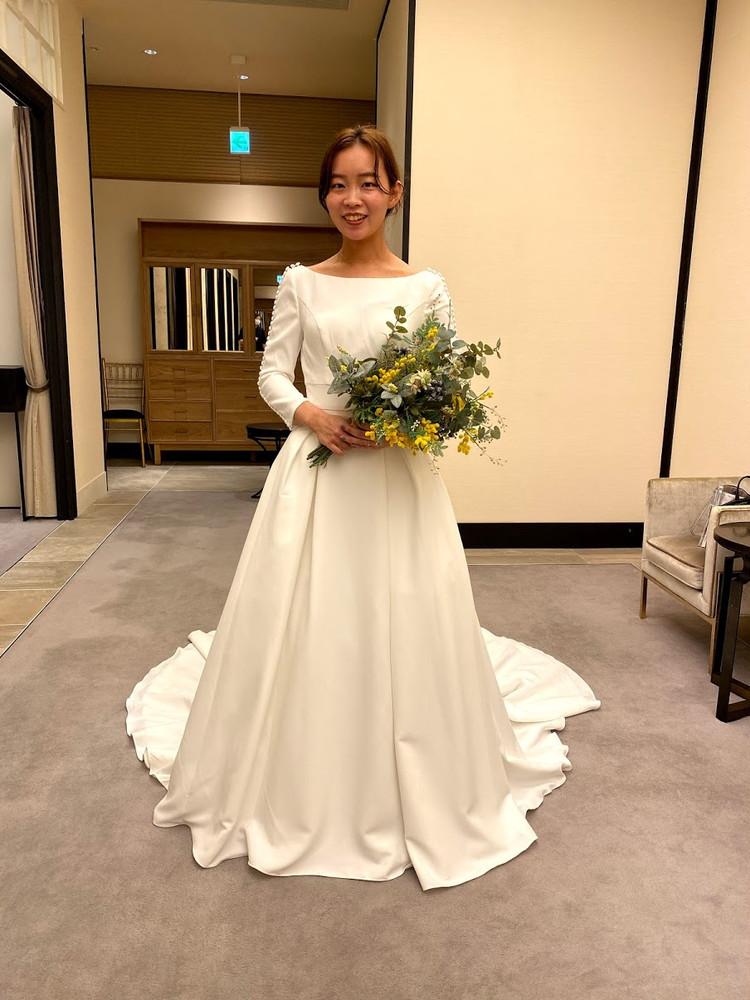 【Wedding】ドレス試着すべて見せます♡/最終編_2_1