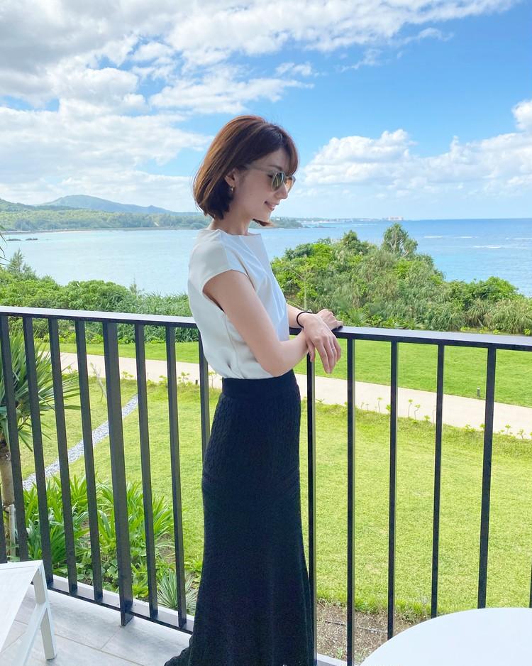 【沖縄旅行記③】10月の沖縄、旅コーデ全部見せ♡_7