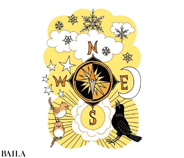 【ゲッターズ飯田の五星三心占い】<金の羅針盤座>タイプの2021年の運勢