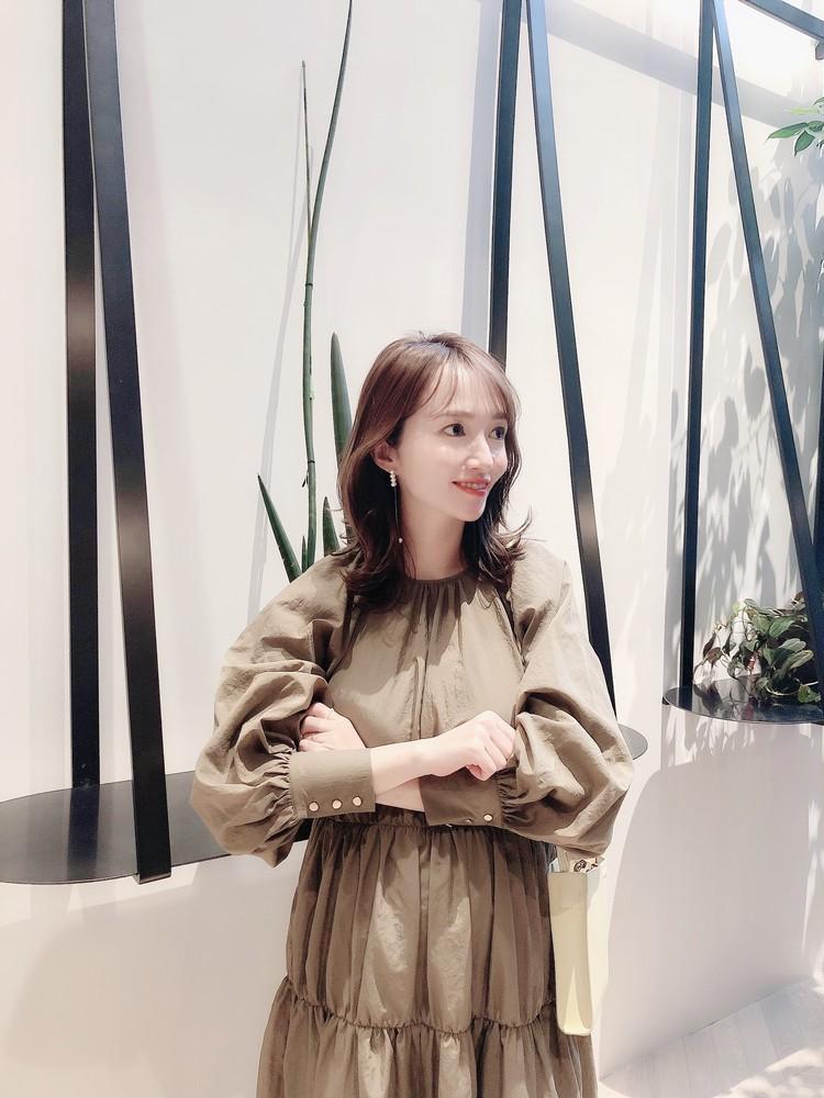 【大人可愛い】2色買いワンピース♡_1