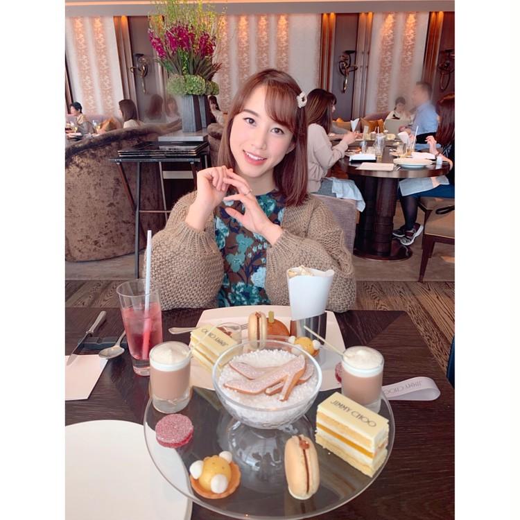 JIMMY CHOOアフタヌーンティー♡フォーシーズンズホテル_5
