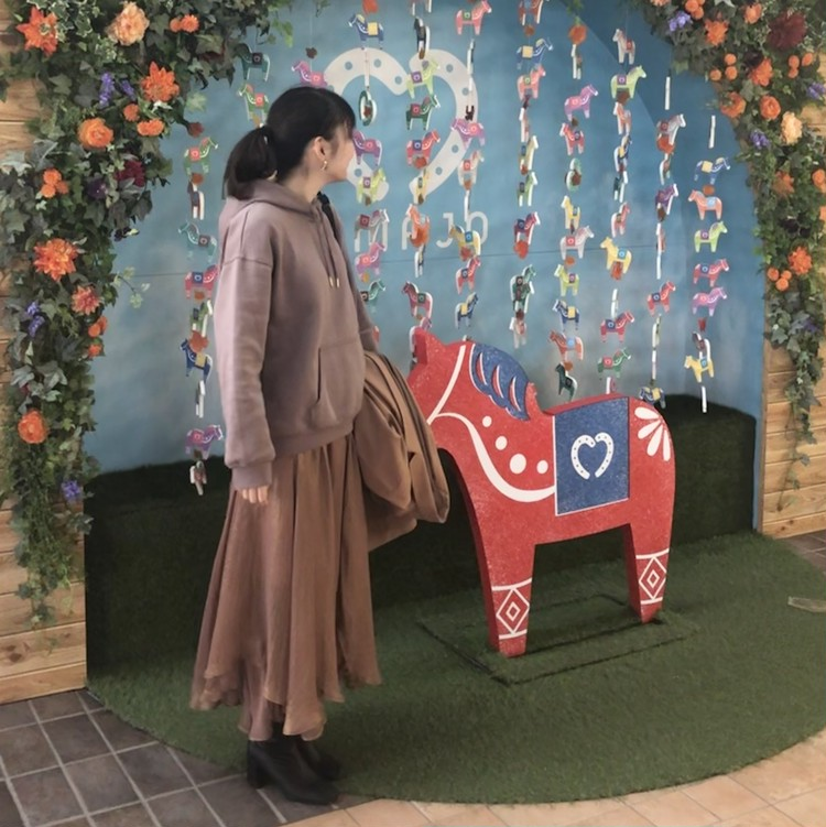 【GU×女っぽスカート】冬のプチプラ2コーデ_3