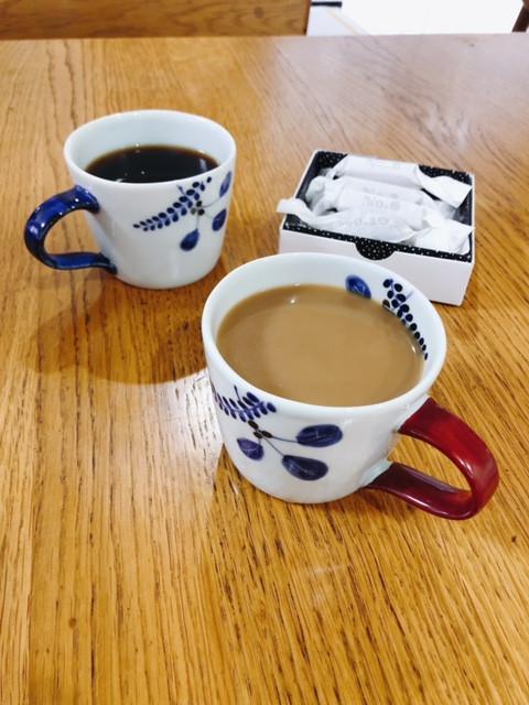 有田焼で人気の窯元、皓洋窯(こうようがま)のマグカップ
