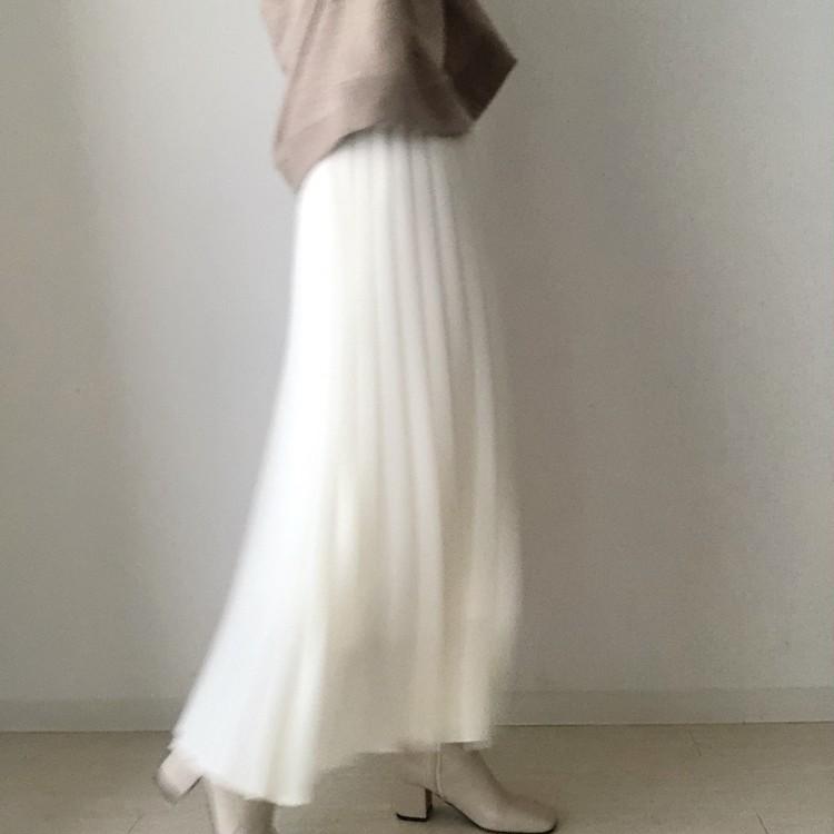 買って損なし!UNIQLO高見えプリーツスカート!!_2