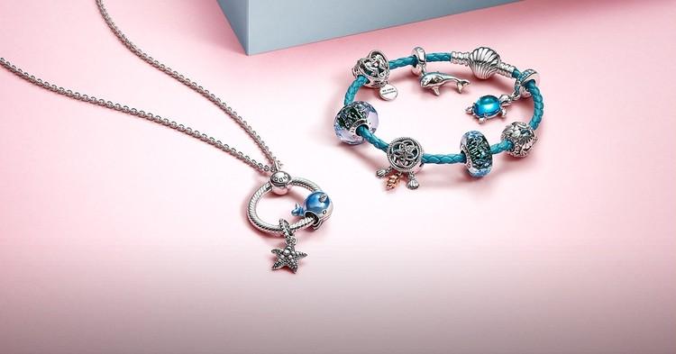 話題のジュエリーブランド【Pandora】海を感じるサマーコレクションが登場!_2