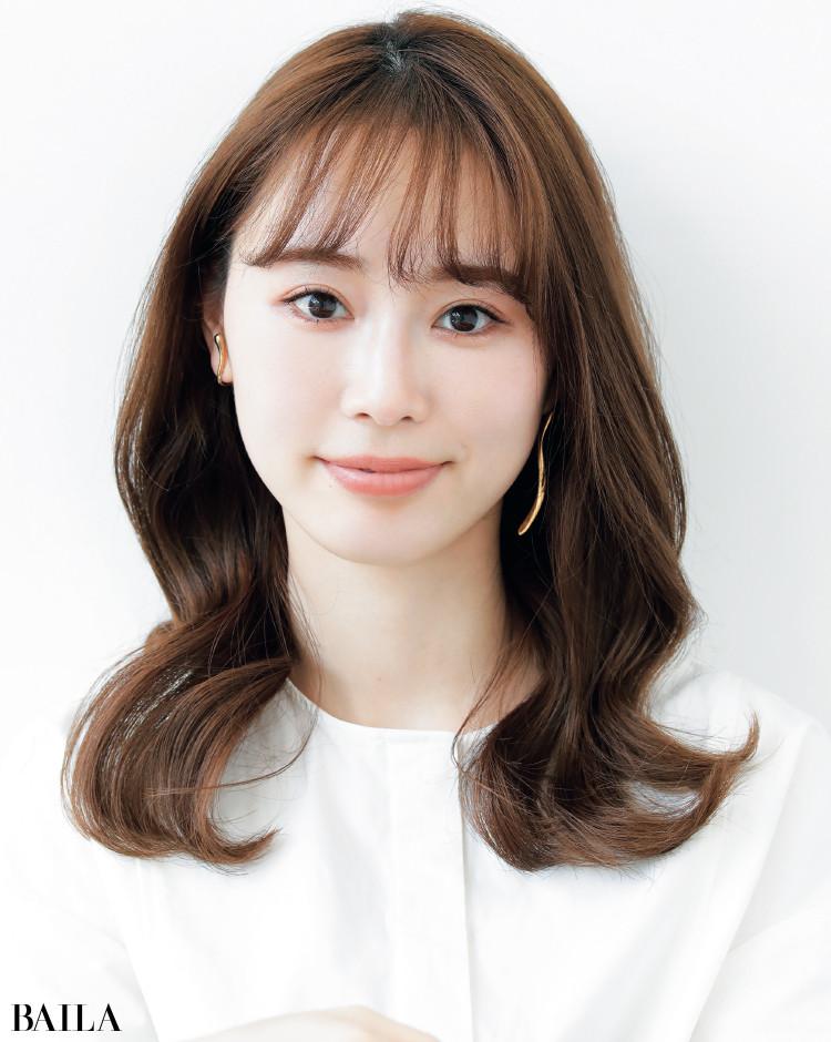韓国風女神ウェーブ