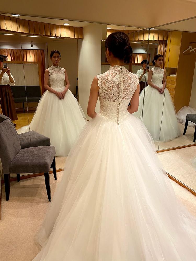 【Wedding】ドレス試着すべて見せます♡/後半①_2_3