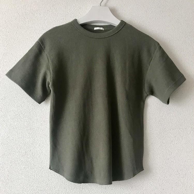 ¥990で大人女子も高見えきれい!【ジーユー(GU)】超高コスパTシャツ&トップス人気4選_7