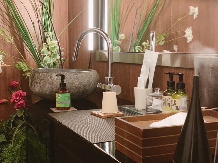 アロマ香る癒し空間「OLIVE SPA」でマッサージ&岩盤浴_3