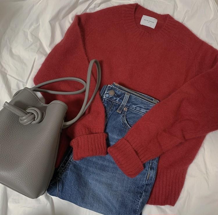 最愛knit♡秋冬ニットはこう着たい、4コーデ。_3