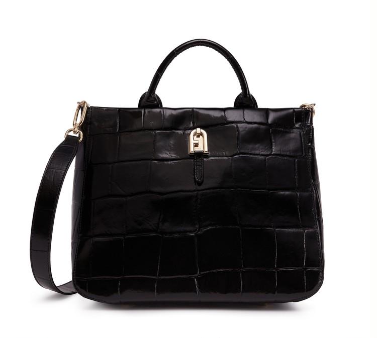 フルラ新作バッグ、FURLA PALAZZO L TOTE ¥77000
