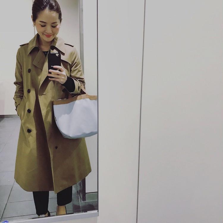 【BAILA5月号付録】イエナトートバッグおしゃれスナップ9連発_2_5