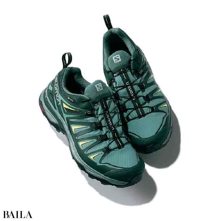 SALOMON(サロモン)X ULTRA 3 WIDE GORE-TEX W