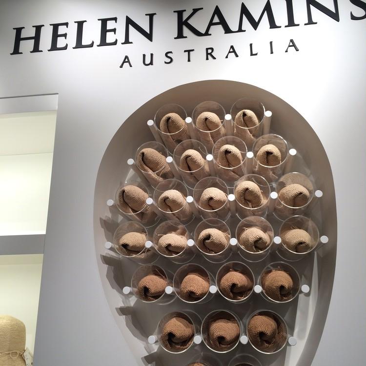 新店オープン! ヘレン・カミンスキーの帽子で夏支度♪_1