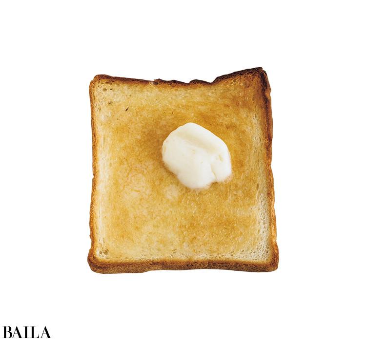 究極すぎるバタートースト