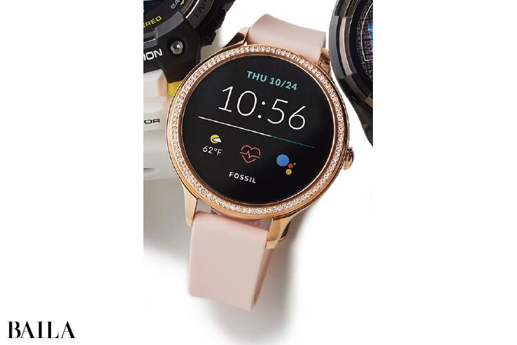 フォッシルの時計「FTW6066」