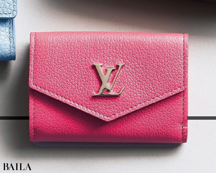 ルイ・ヴィトンのミニマル財布