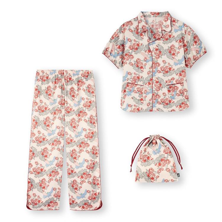 パジャマ(半袖)UNDERCOVER 2¥3490/ジーユー(ジーユー×アンダーカバー)