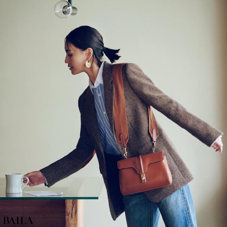 セリーヌ バイ エディ・スリマンのバッグ「ティーン ソフト16」