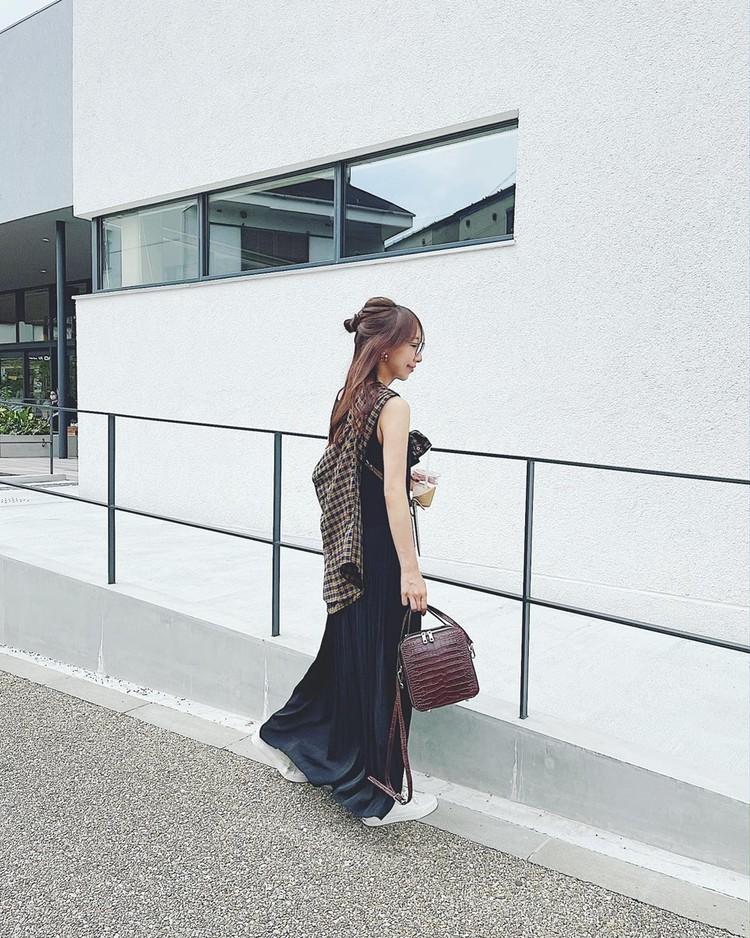 【ユニクロ】メンズのチェックシャツで秋ファッション_2
