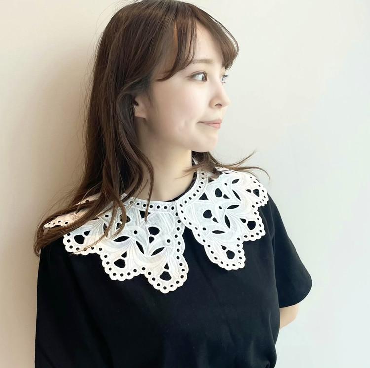 【BAILA7月号】女っぽく着る黒Tコーデ_5