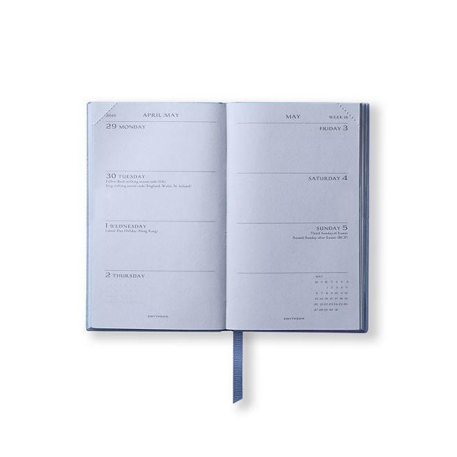 ダイアリーとノートは、もっと自由に【30代からの名品・愛されブランドのタイムレスピース Vol.20】_4