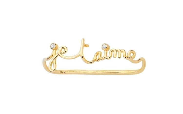 リング(YG×ダイヤモンド)¥199,000/クリスチャン ディオール