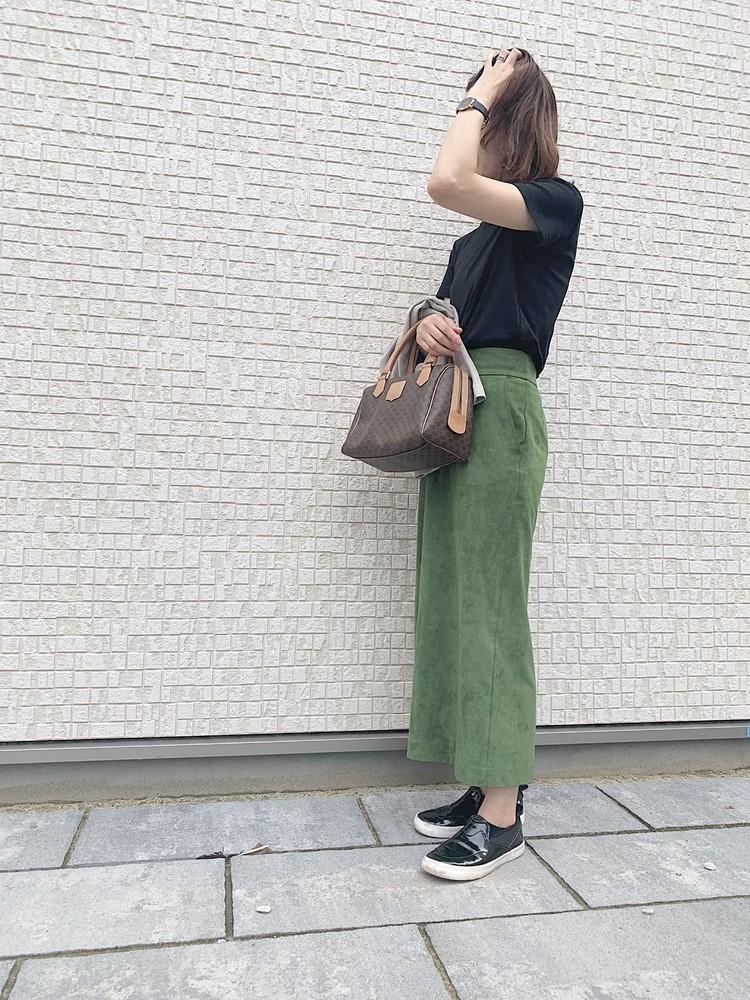【BAILA9月号】を参考にした休日コーデ♡_3