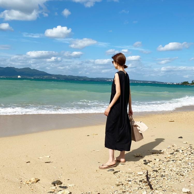 【沖縄旅行記③】10月の沖縄、旅コーデ全部見せ♡_2