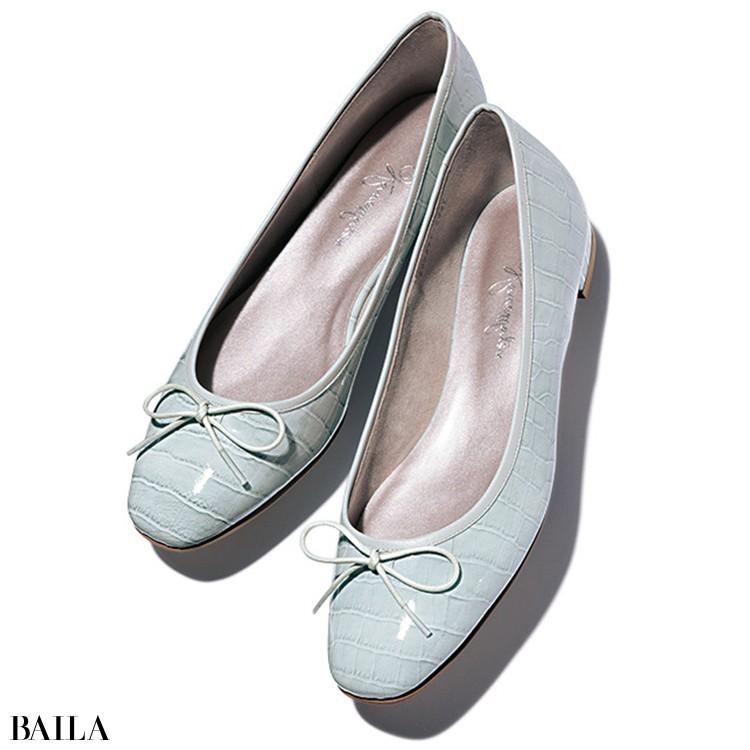 銀座かねまつの靴