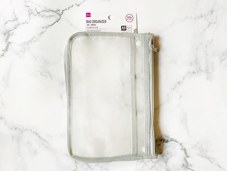 バッグインバッグのパッケージ