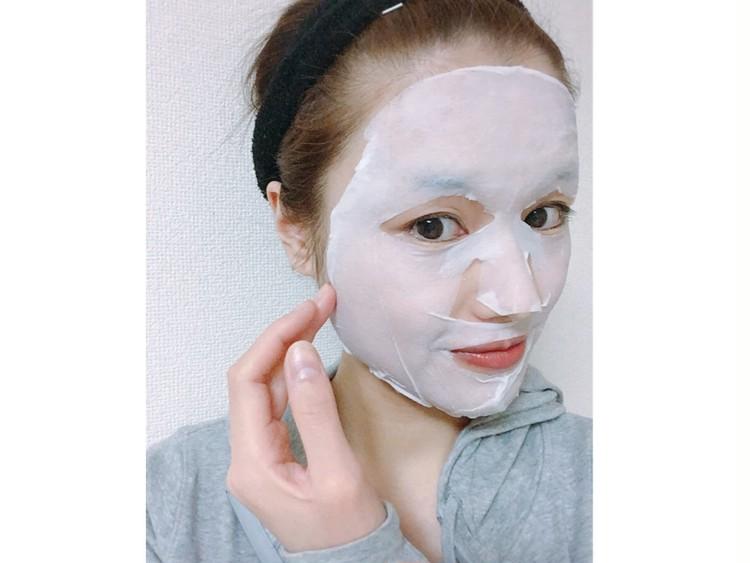 敏感肌の私もヒリヒリしない!ミルク美容液たっぷり贅沢マスク_3