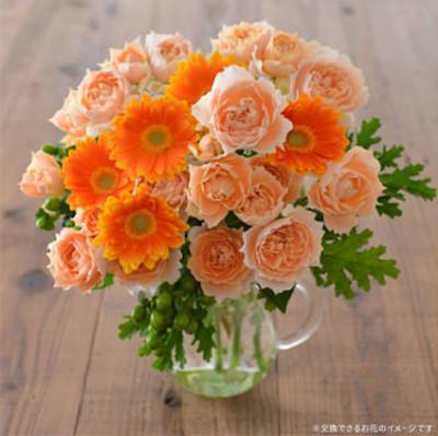 母の日の花ギフト