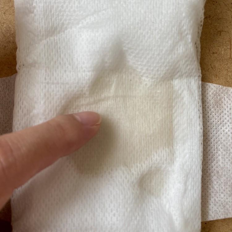【無印良品の生理用品】「生理ナプキン」羽つき&羽あり2種がシンプルパッケージで新登場 使用感 吸水血